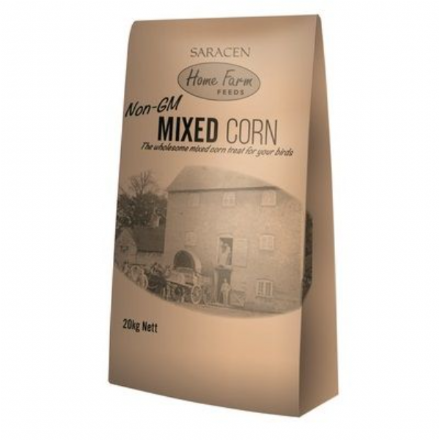 Home Farm Mixed Poultry Corn 20kg